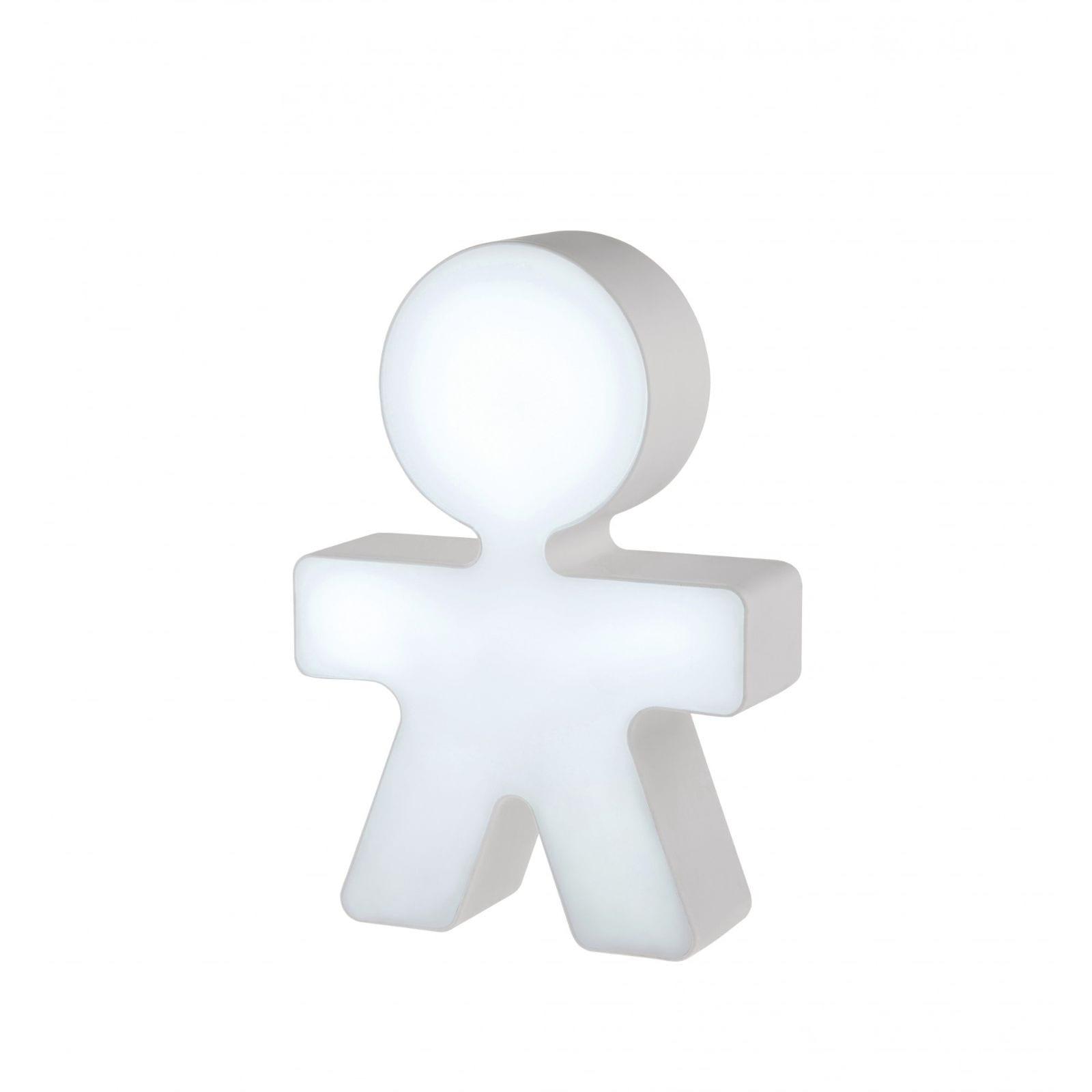 Επιτραπέζιο Φωτιστικό Led Girotondo (Λευκό) - Alessi