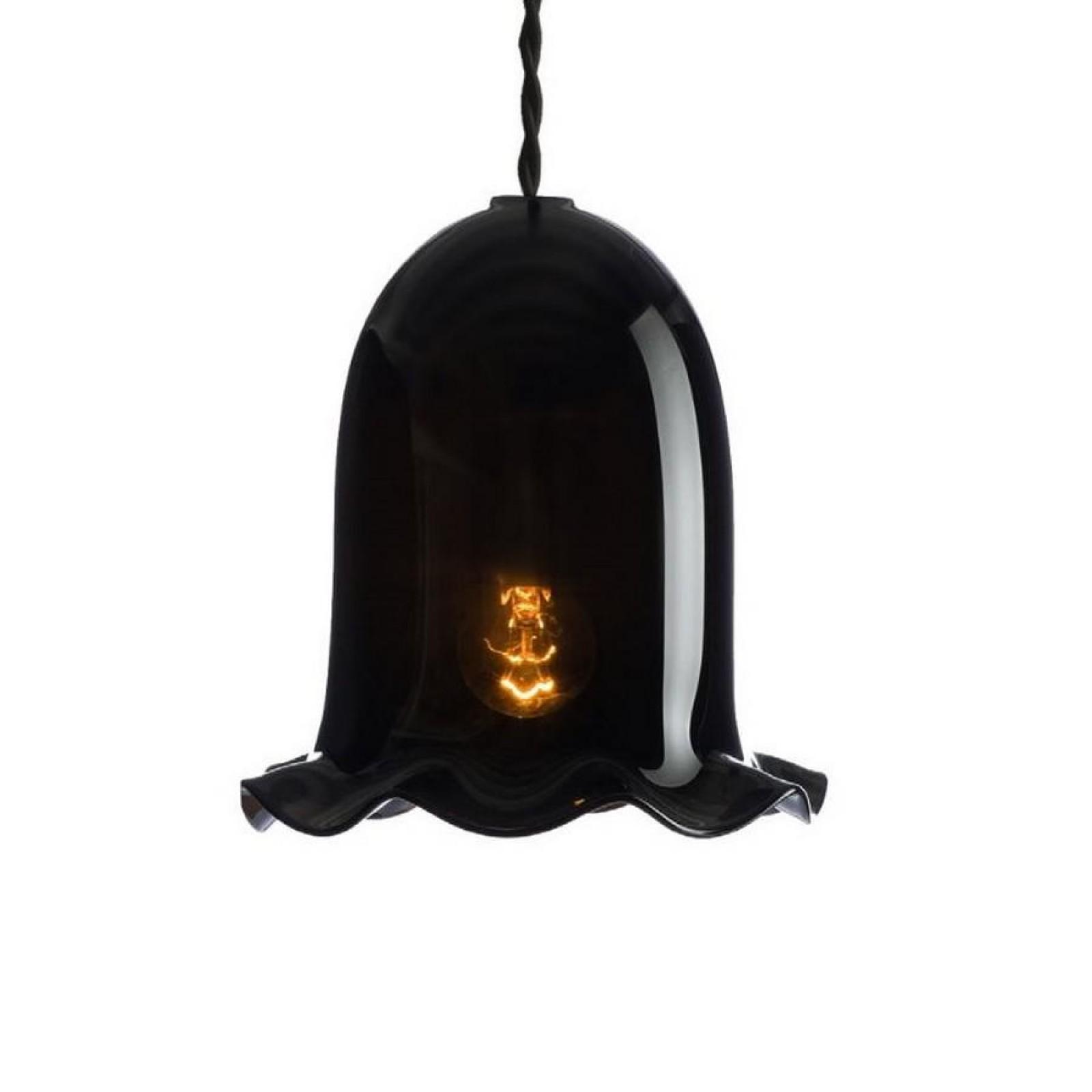 Φωτιστικό Οροφής Black Nouveau Bell - Rothschild & Bickers