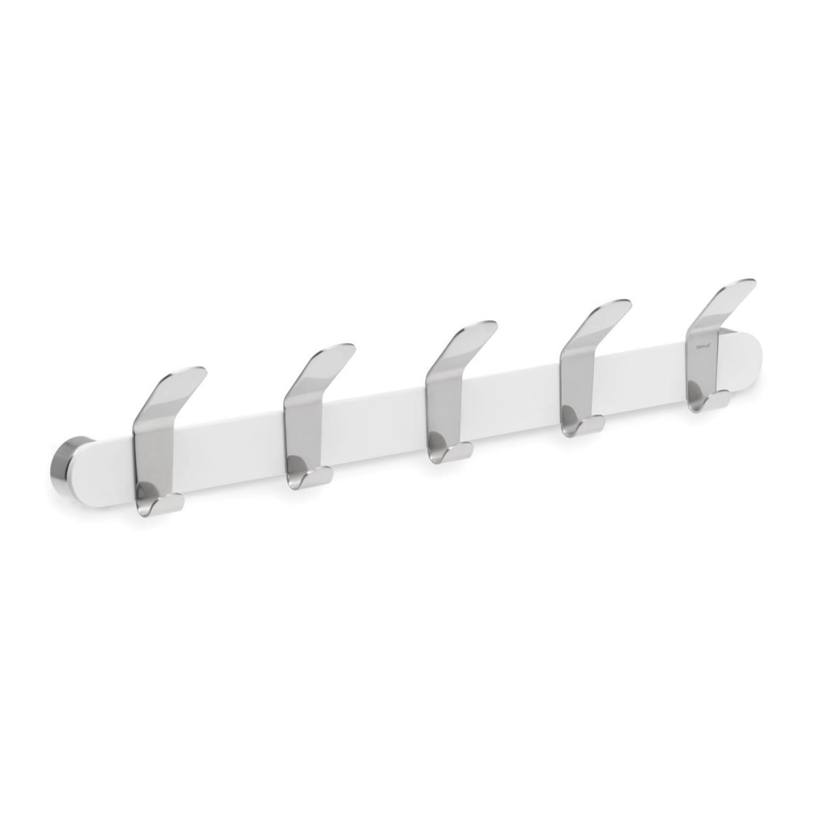 Κρεμάστρα Τοίχου VENEA 5 Θέσεων (Λευκό) - Blomus