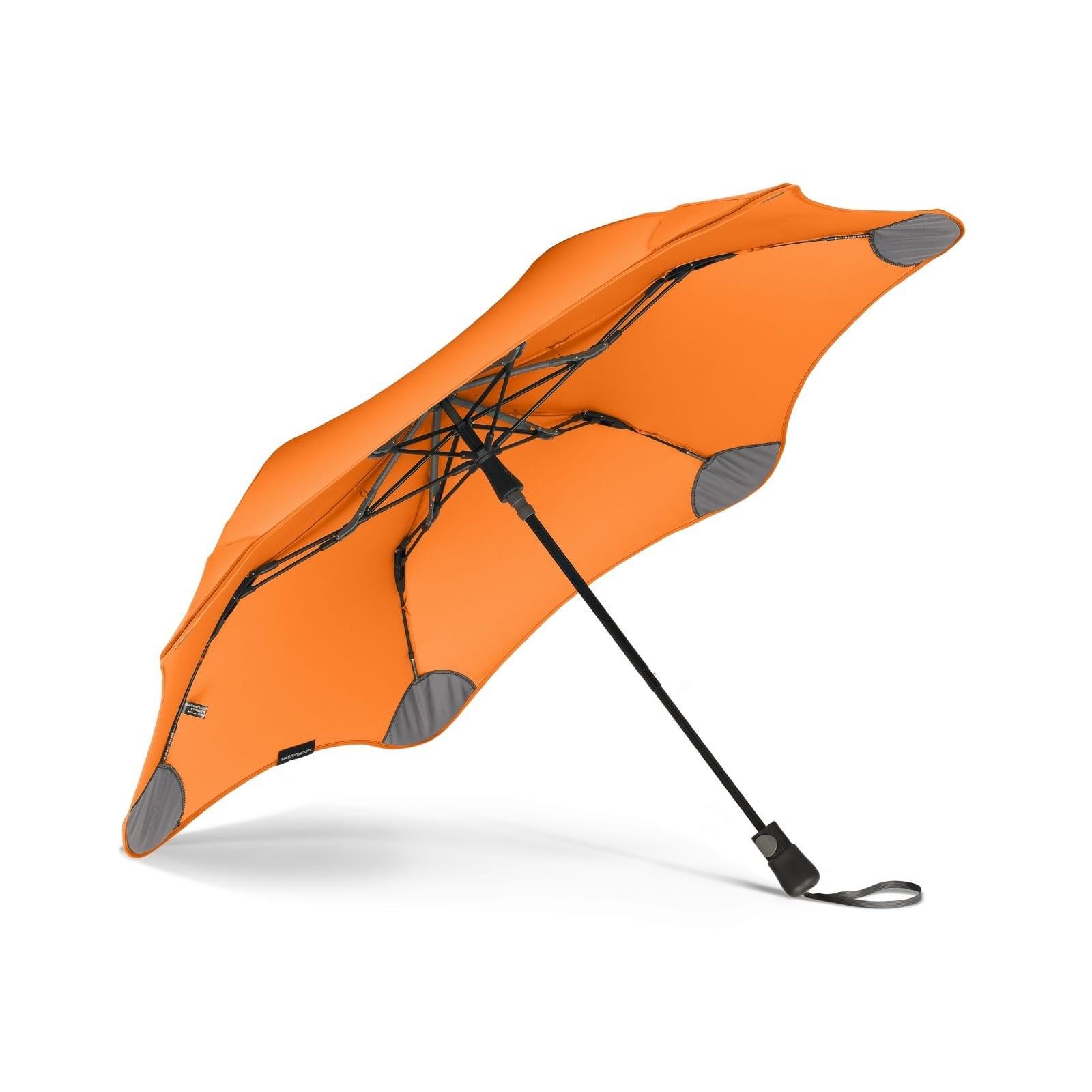 Αυτόματη Σπαστή Ομπρέλα Καταιγίδας Metro (Πορτοκαλί) - Blunt