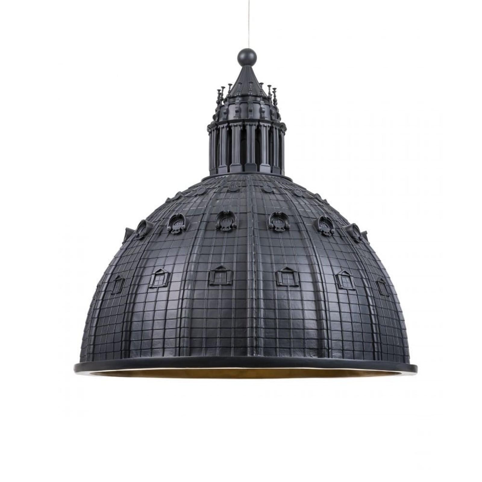 Κρεμαστό Φωτιστικό Οροφής Cupolone (Γκρι) - Seletti