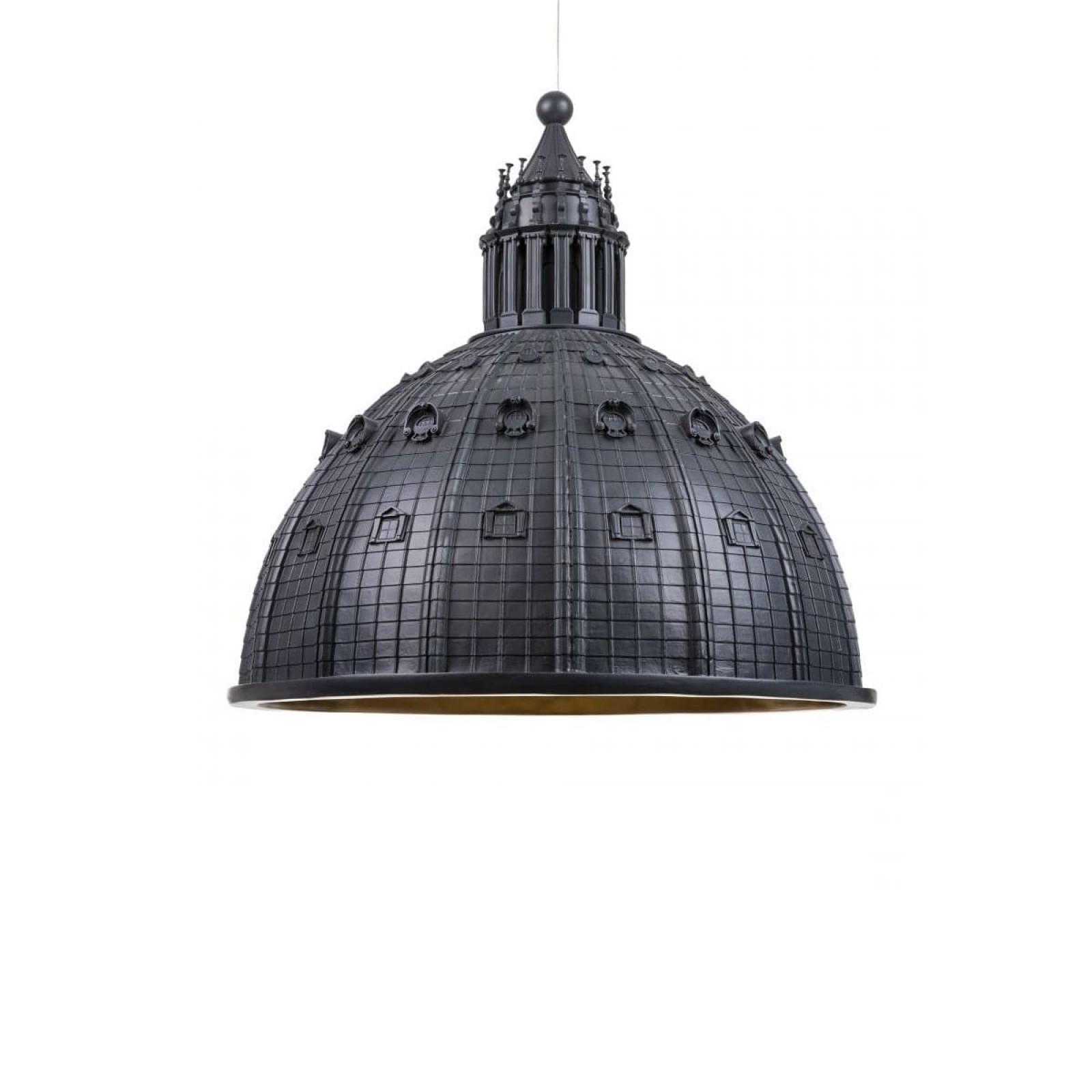 Κρεμαστό Φωτιστικό Οροφής Cupolone Quarantacinque (Γκρι) - Seletti