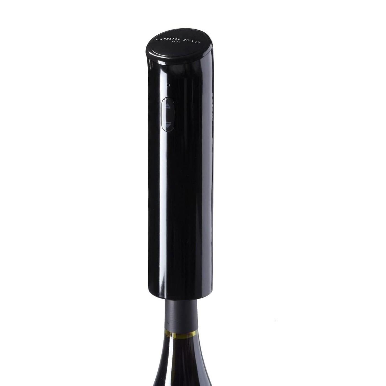 Ηλεκτρικό Επαναφορτιζόμενο Ανοιχτήρι Κρασιού Electric Barman - L' Atelier du Vin