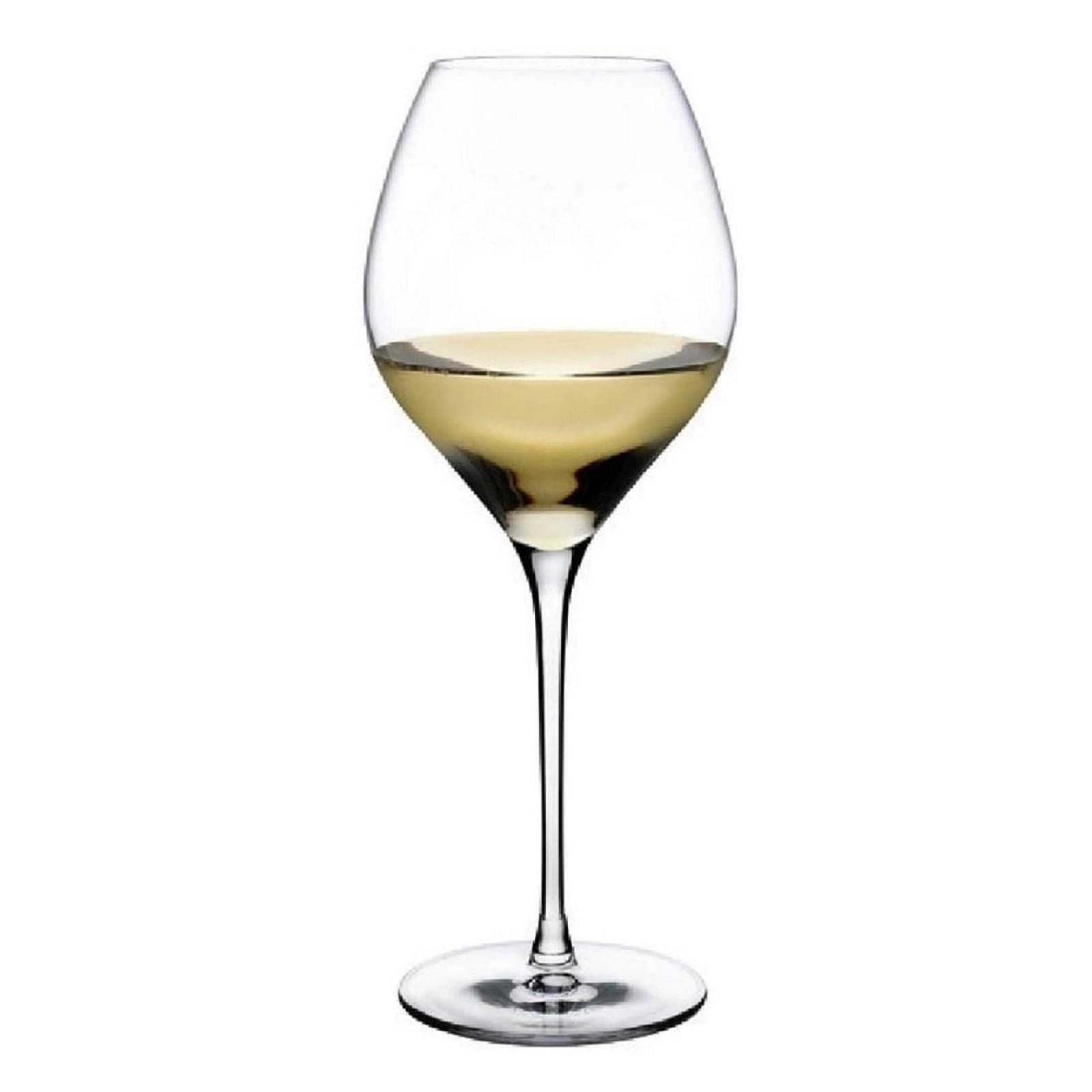 Ποτήρια Κρασιού Fantasy 770 ml (Σετ των 4) - Nude Glass