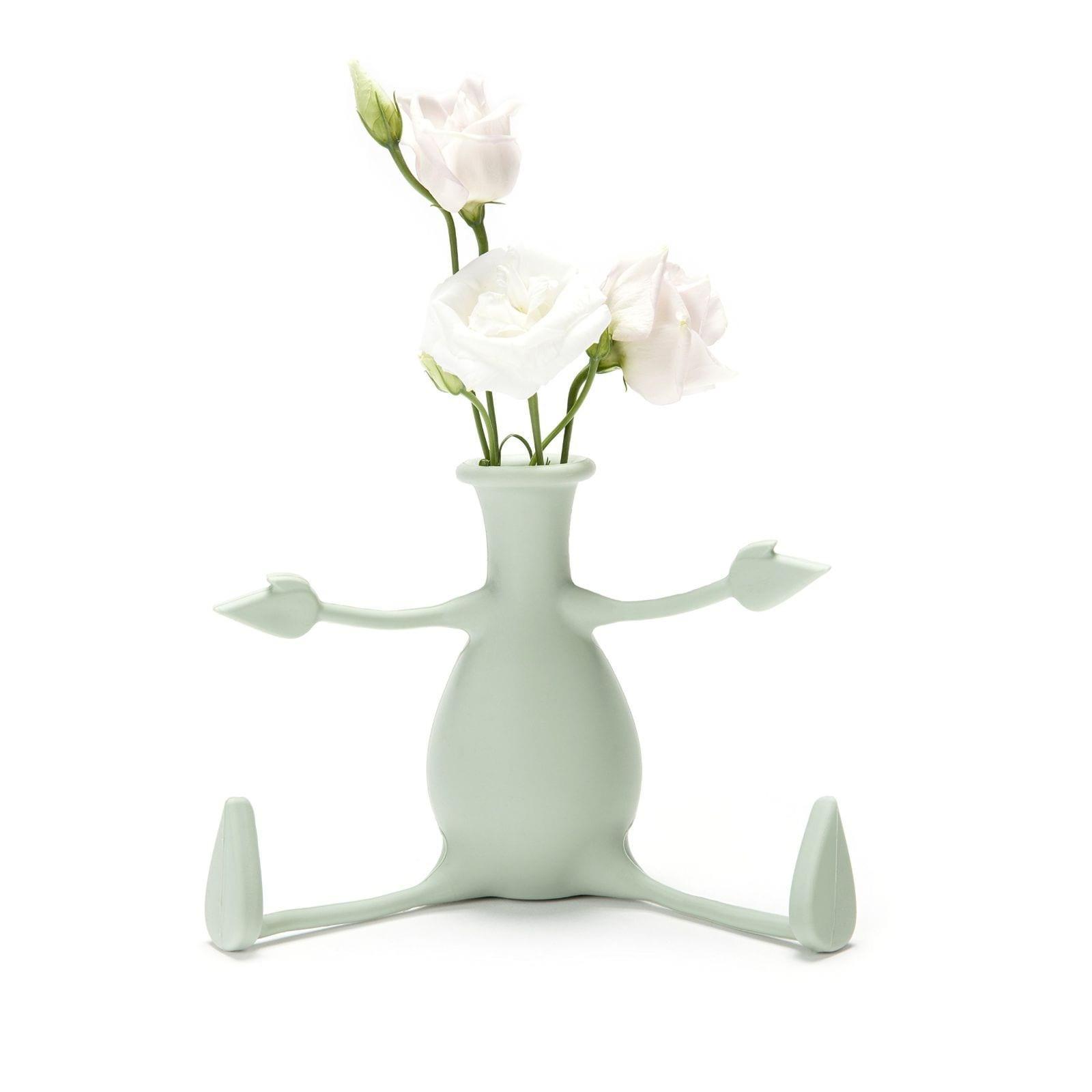Εύκαμπτο Βάζο για Λουλούδια FLORINO (Μέντα) - Peleg Design