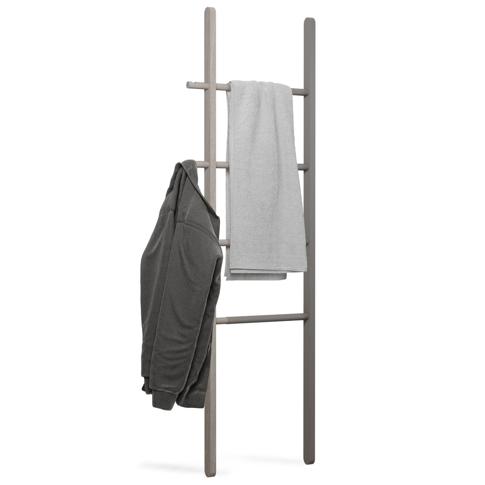 Σκάλα - Κρεμάστρα Hub (Γκρι / Ξύλο) - Umbra