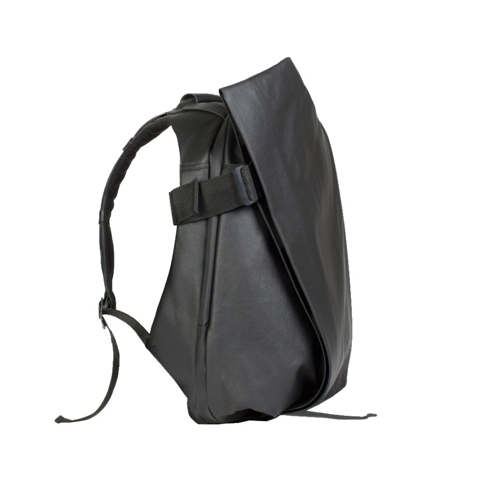 Αδιάβροχο Σακίδιο Laptop 13''-15'' Isar Coated Canvas - Côte&Ciel