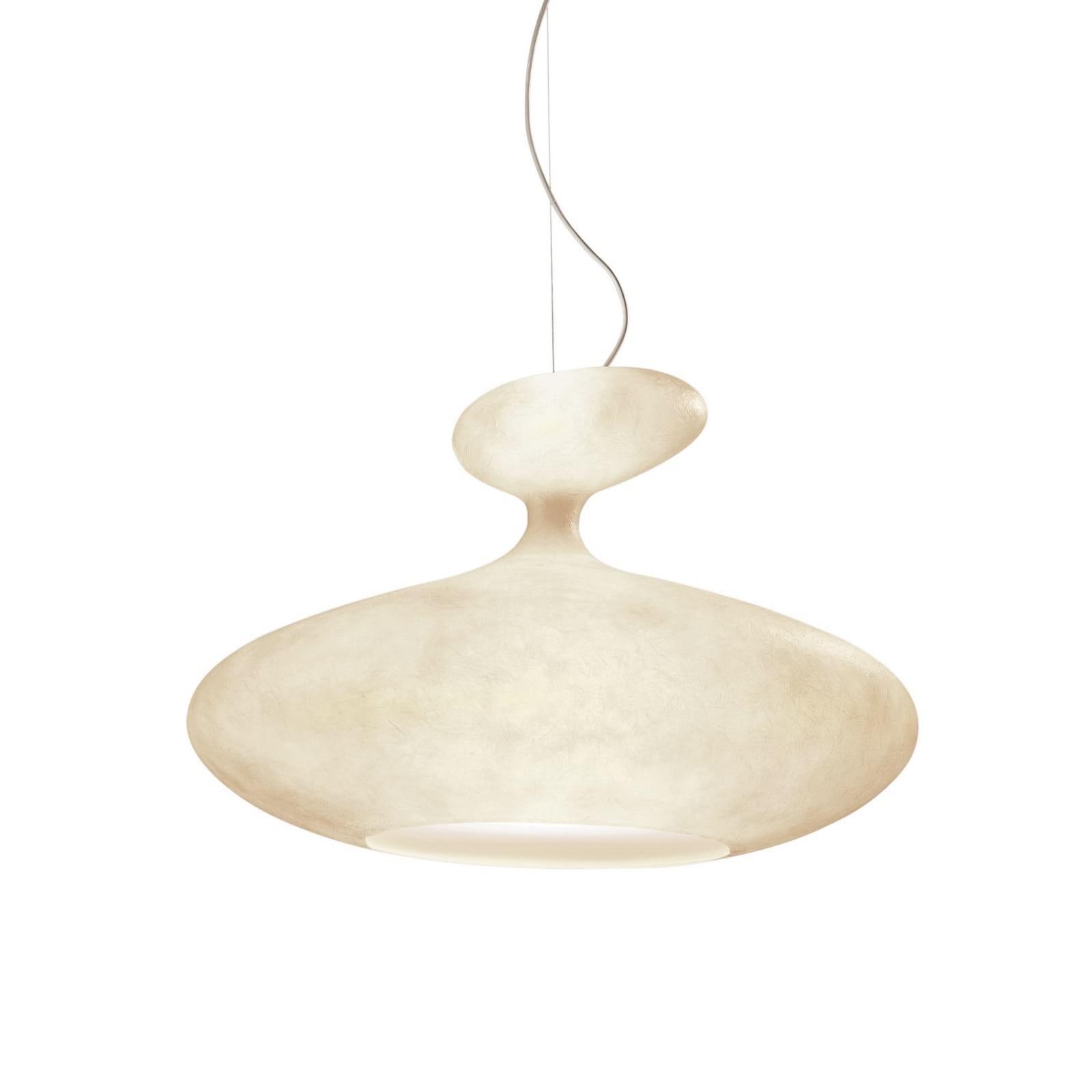 Κρεμαστό Φωτιστικό Οροφής E.T.A. Sat (Λευκό) - Kundalini