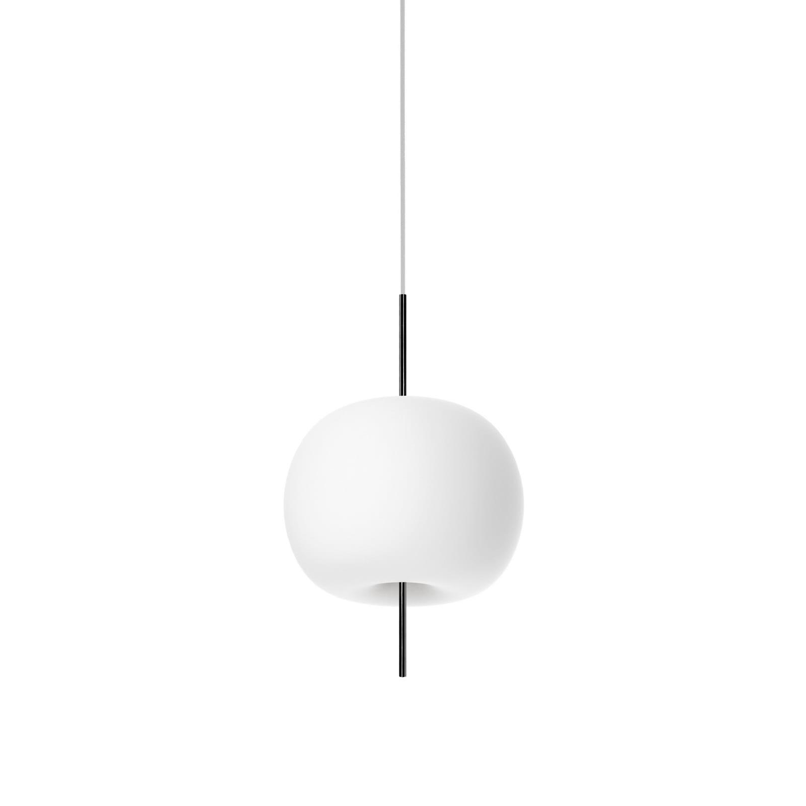 Κρεμαστό Φωτιστικό Οροφής Kushi 16 LED (Μαύρο) - Kundalini