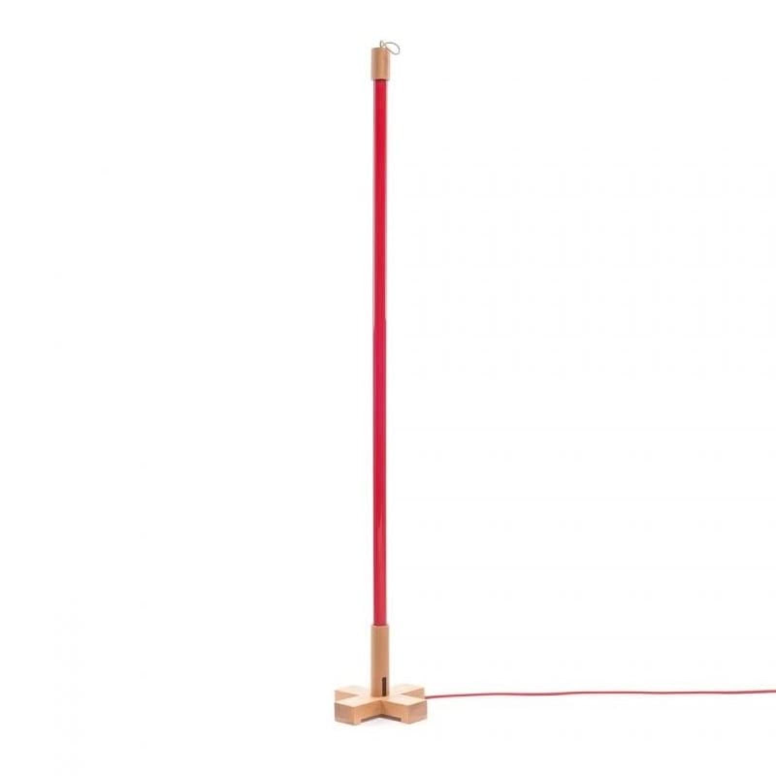 Διακοσμητικό Φωτιστικό Led Linea (Κόκκινο) - Seletti