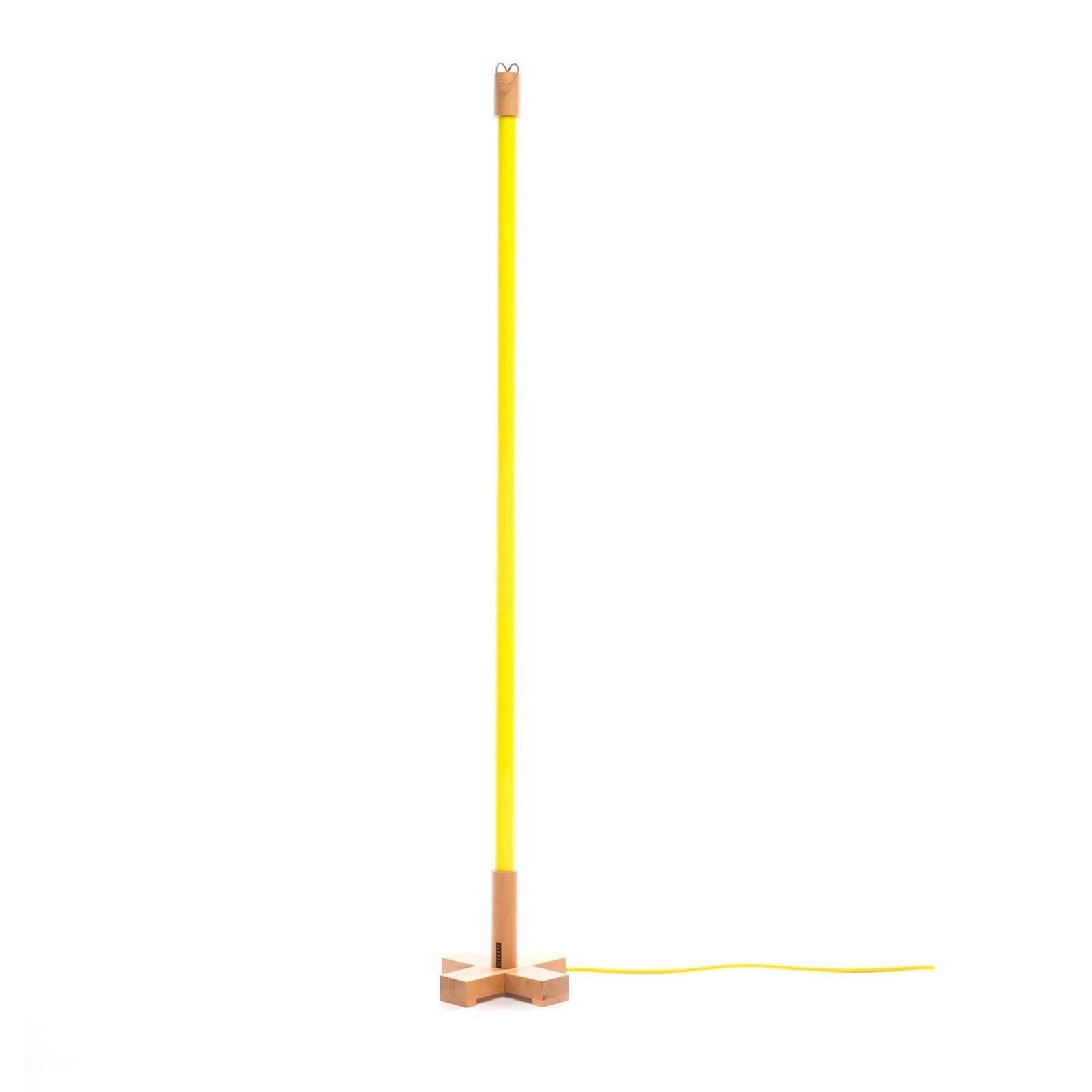 Διακοσμητικό Φωτιστικό Led Linea (Κίτρινο) - Seletti