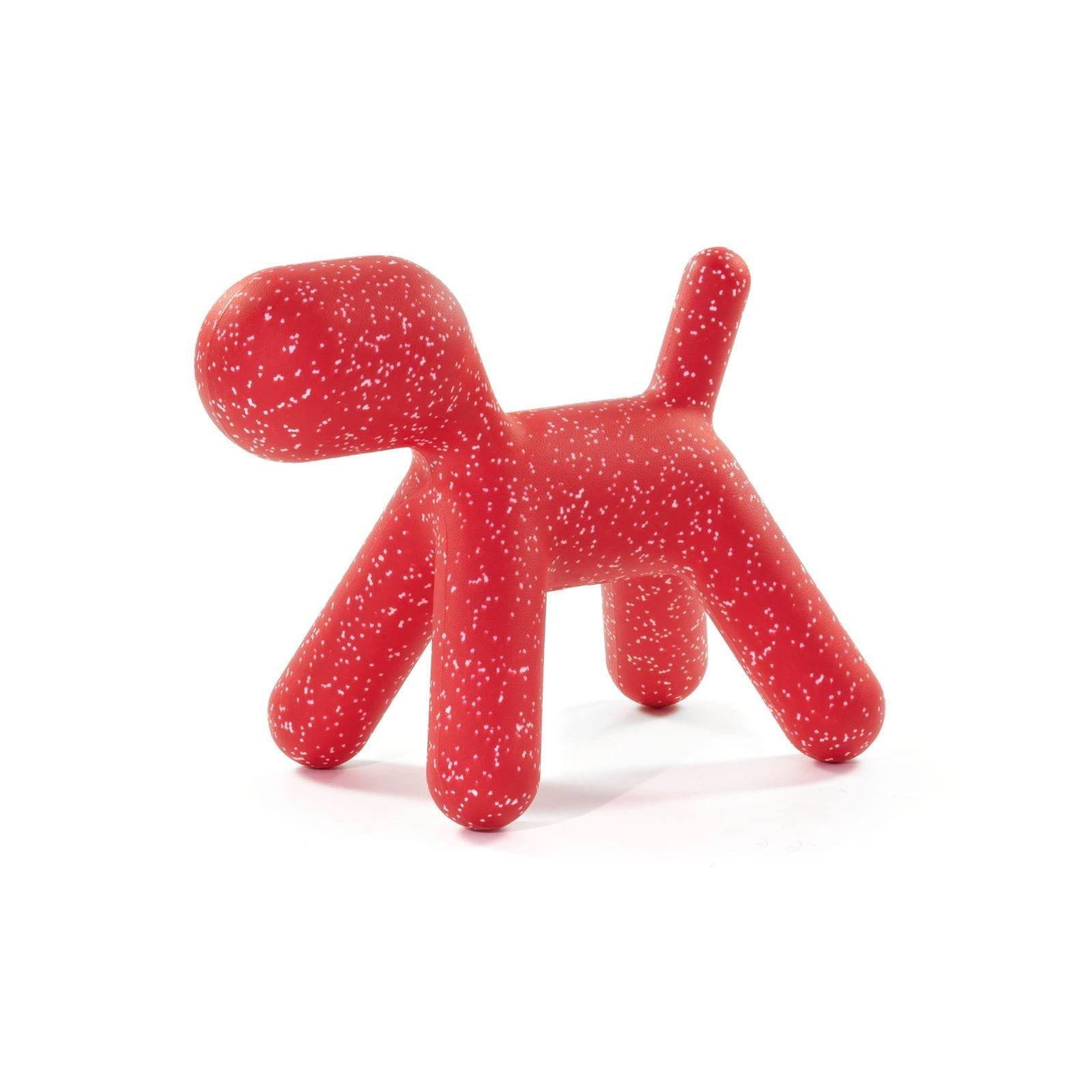 Παιδικό Σκαμπό Puppy S (Κόκκινο Δαλματίας) - Magis