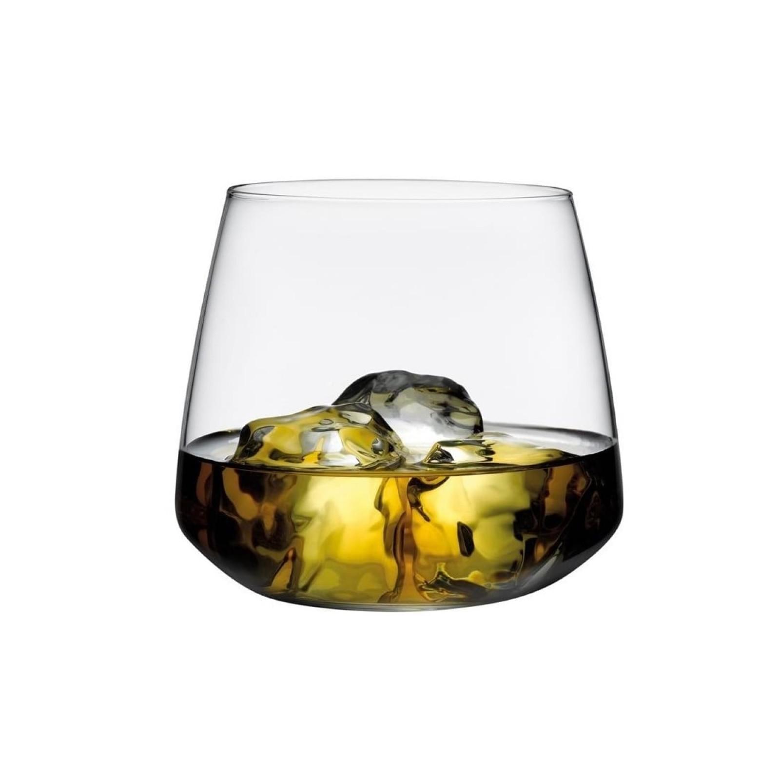 Ποτήρια Ουίσκι Mirage (Σετ των 4) - Nude Glass