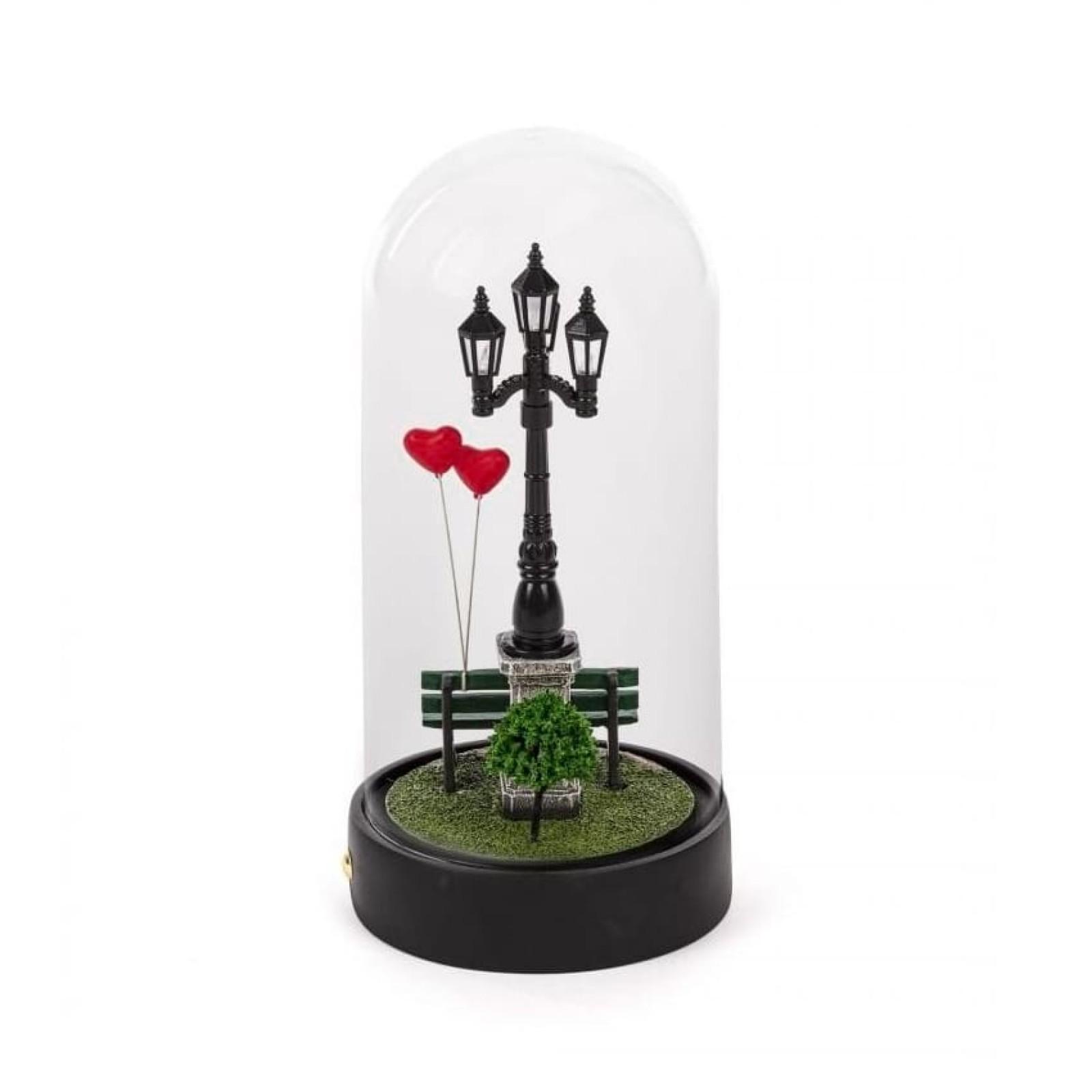 Επιτραπέζιο Φωτιστικό My Little Valentine (Ρητίνη / Γυαλί) - Seletti