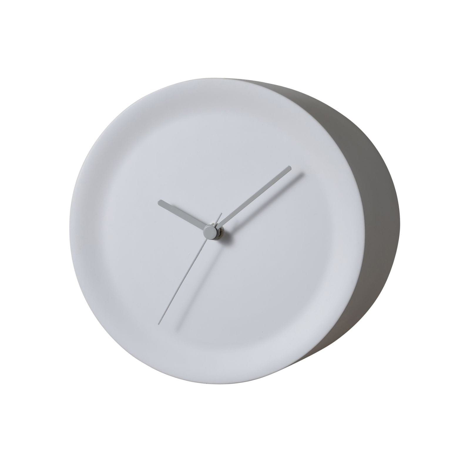 Ρολόι Τοίχου για Γωνία Ora Out (Λευκό) - Alessi