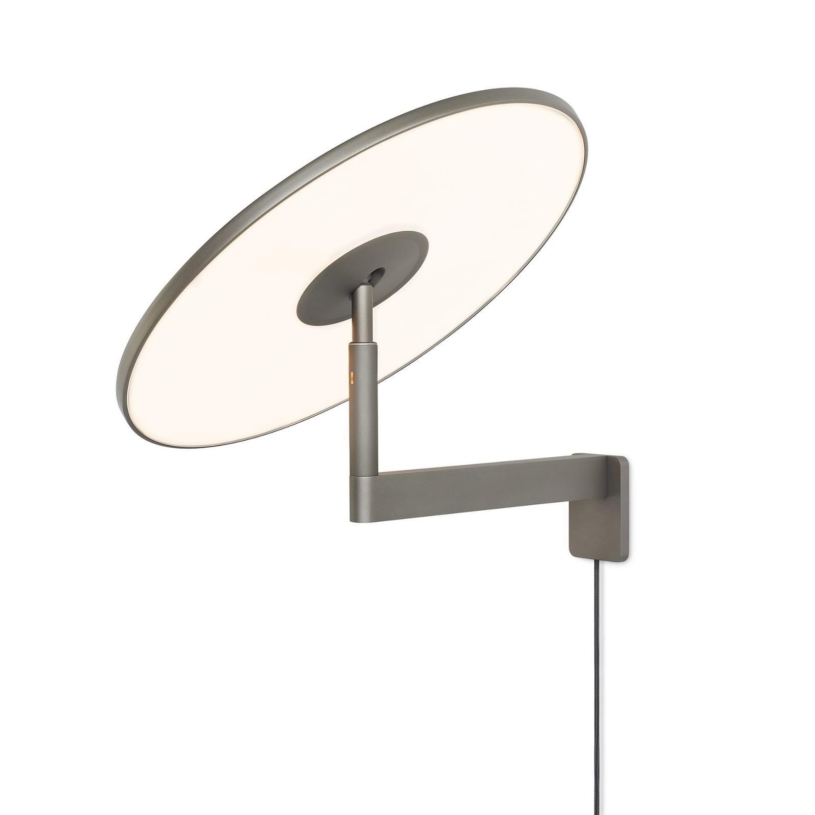 Circa 16 Φωτιστικό Τοίχου / Απλίκα LED (Γκρι) - Pablo Designs