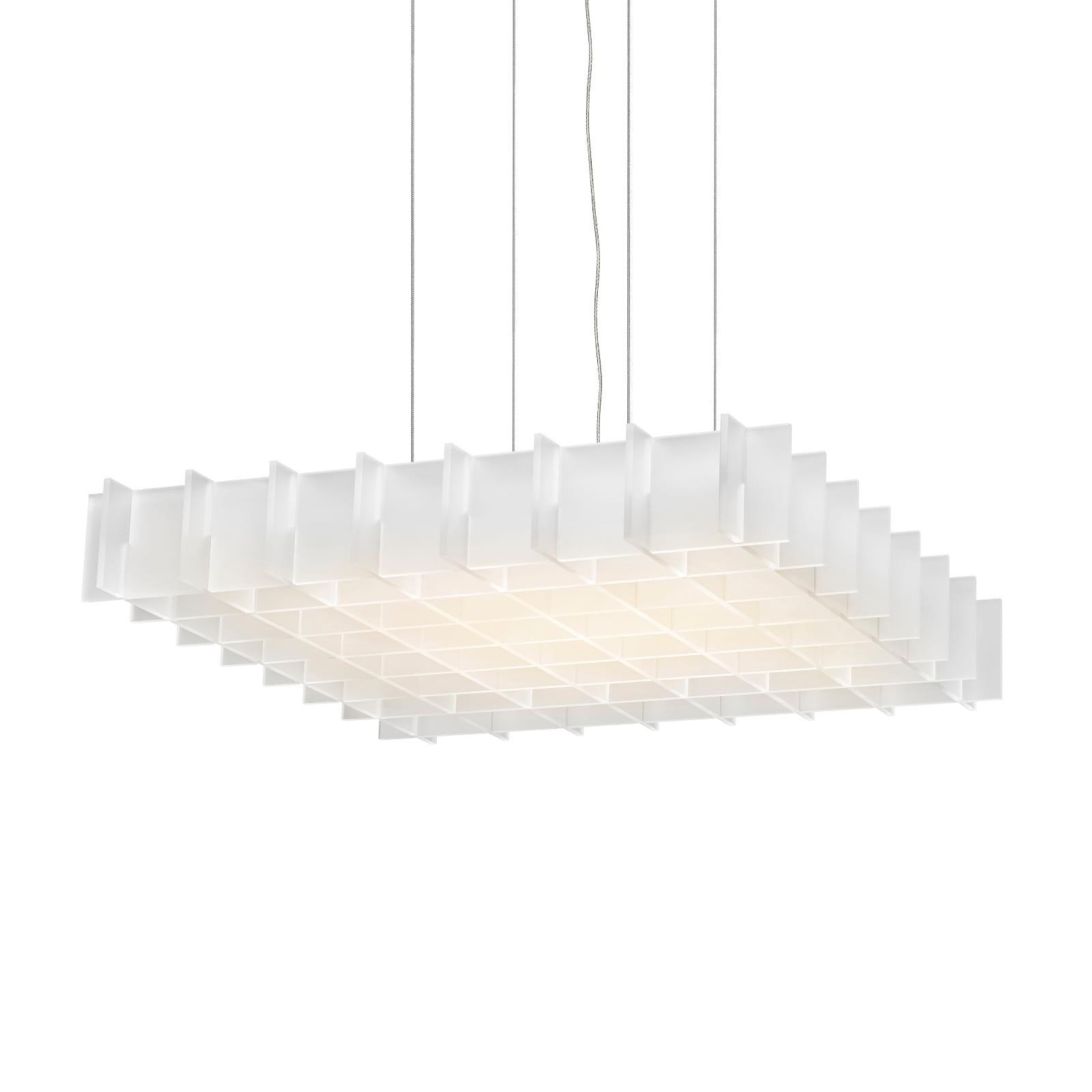 LED Φωτιστικό Οροφής Grid (Λευκό) - Pablo Designs