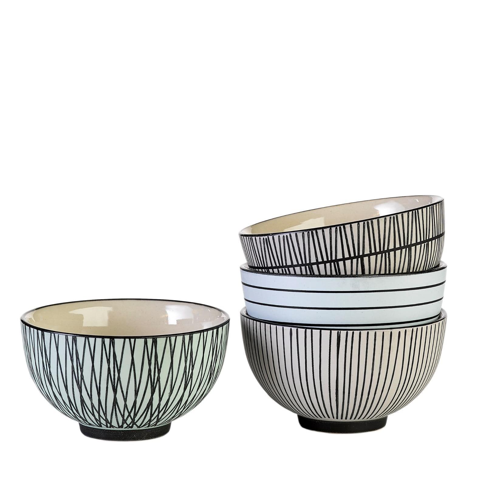 Σετ Μπολ Pastel Afresh (4 Τεμάχια) - pols potten