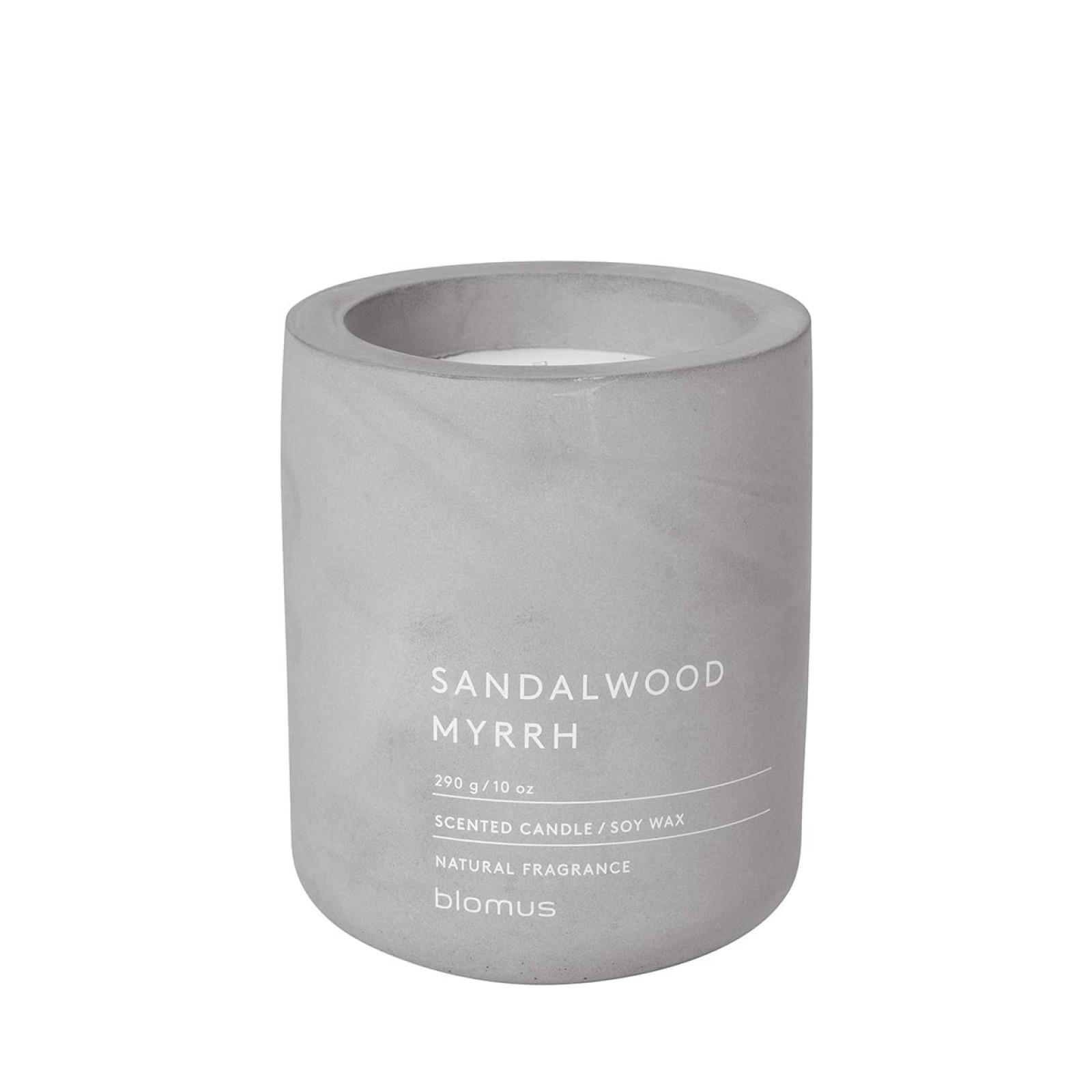 Αρωματικό Κερί FRAGA L Sandalwood Myrrh (Μεγάλο) - Blomus