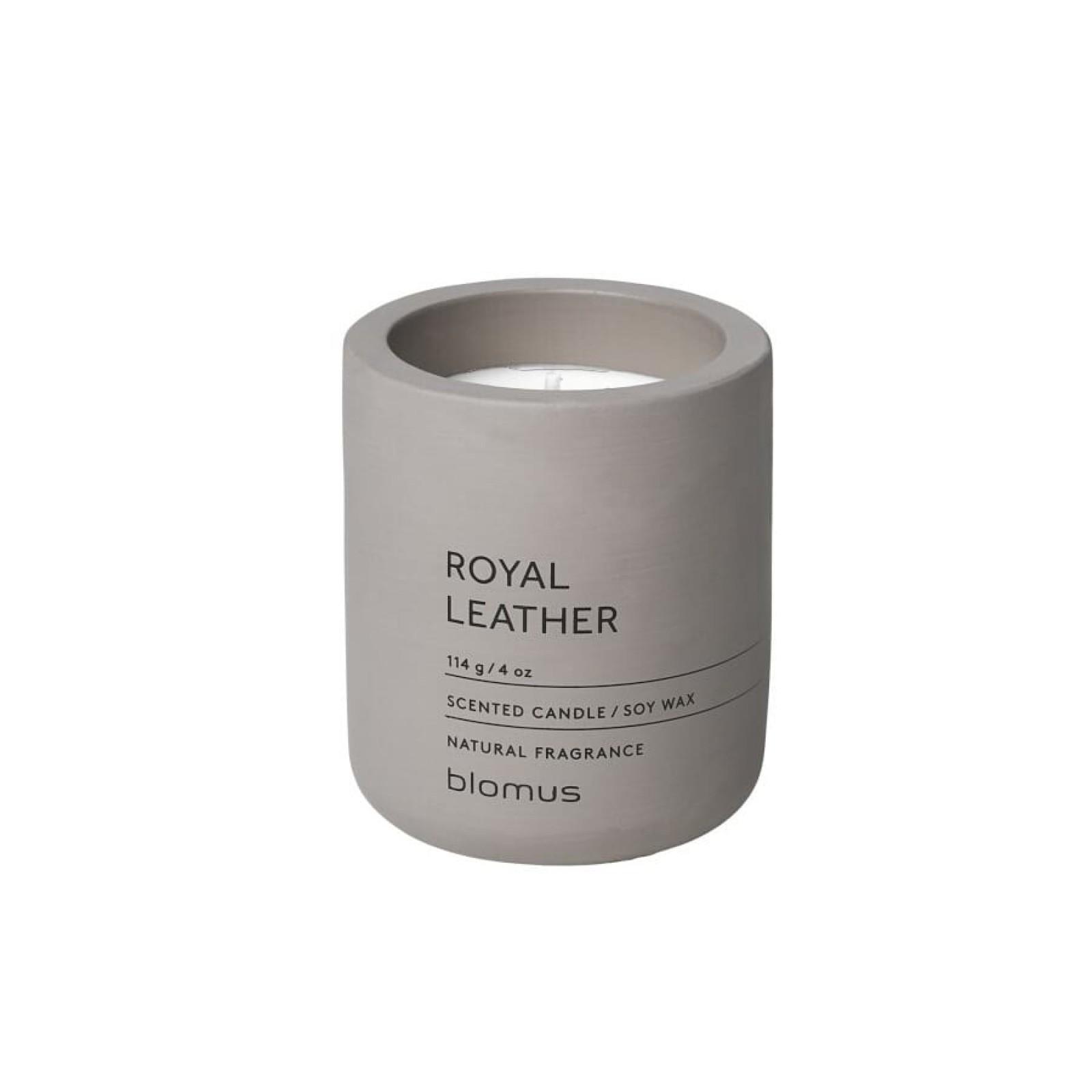 Αρωματικό Κερί FRAGA S Royal Leather (Μικρό) - Blomus