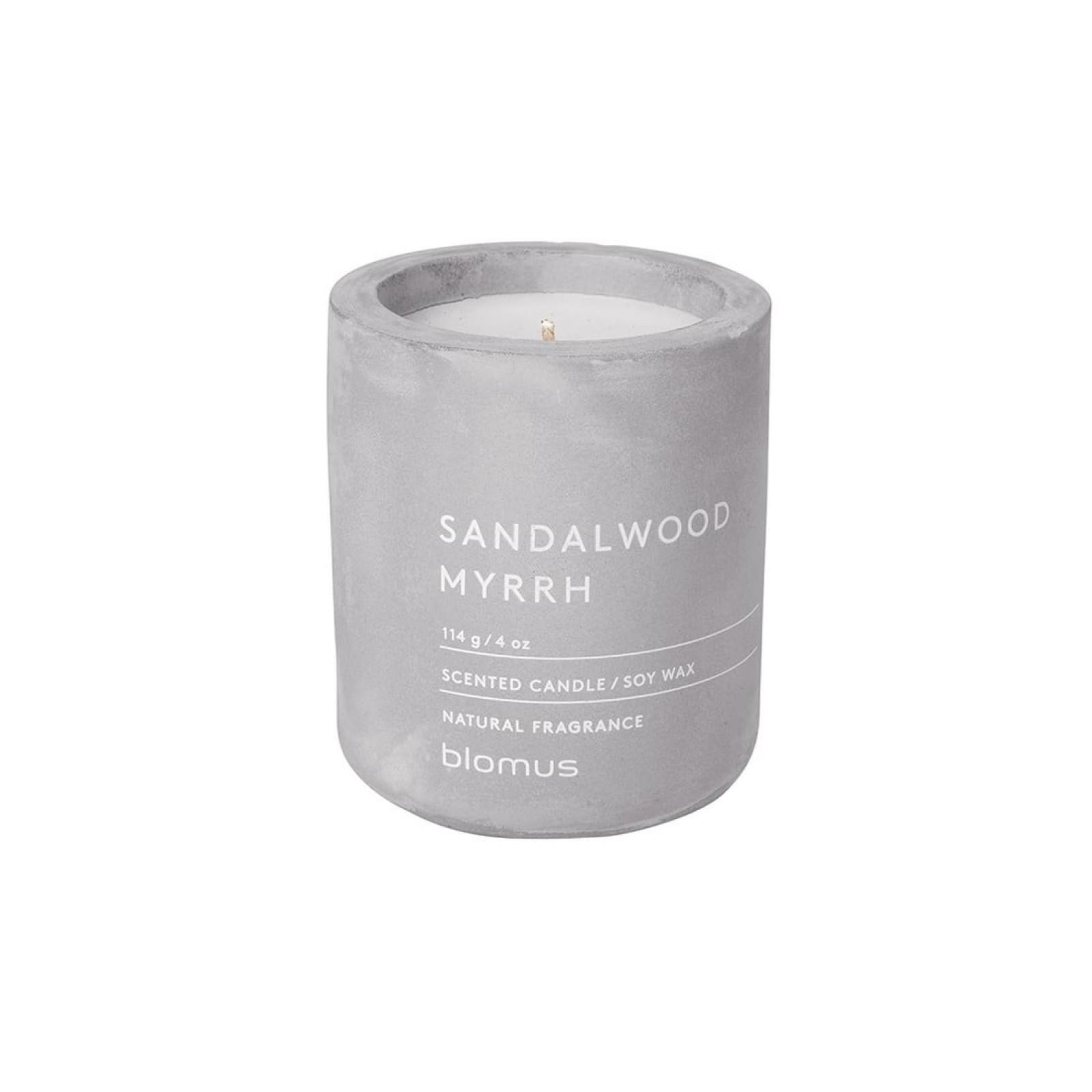 Αρωματικό Κερί FRAGA S Sandalwood Myrrh (Μικρό) - Blomus