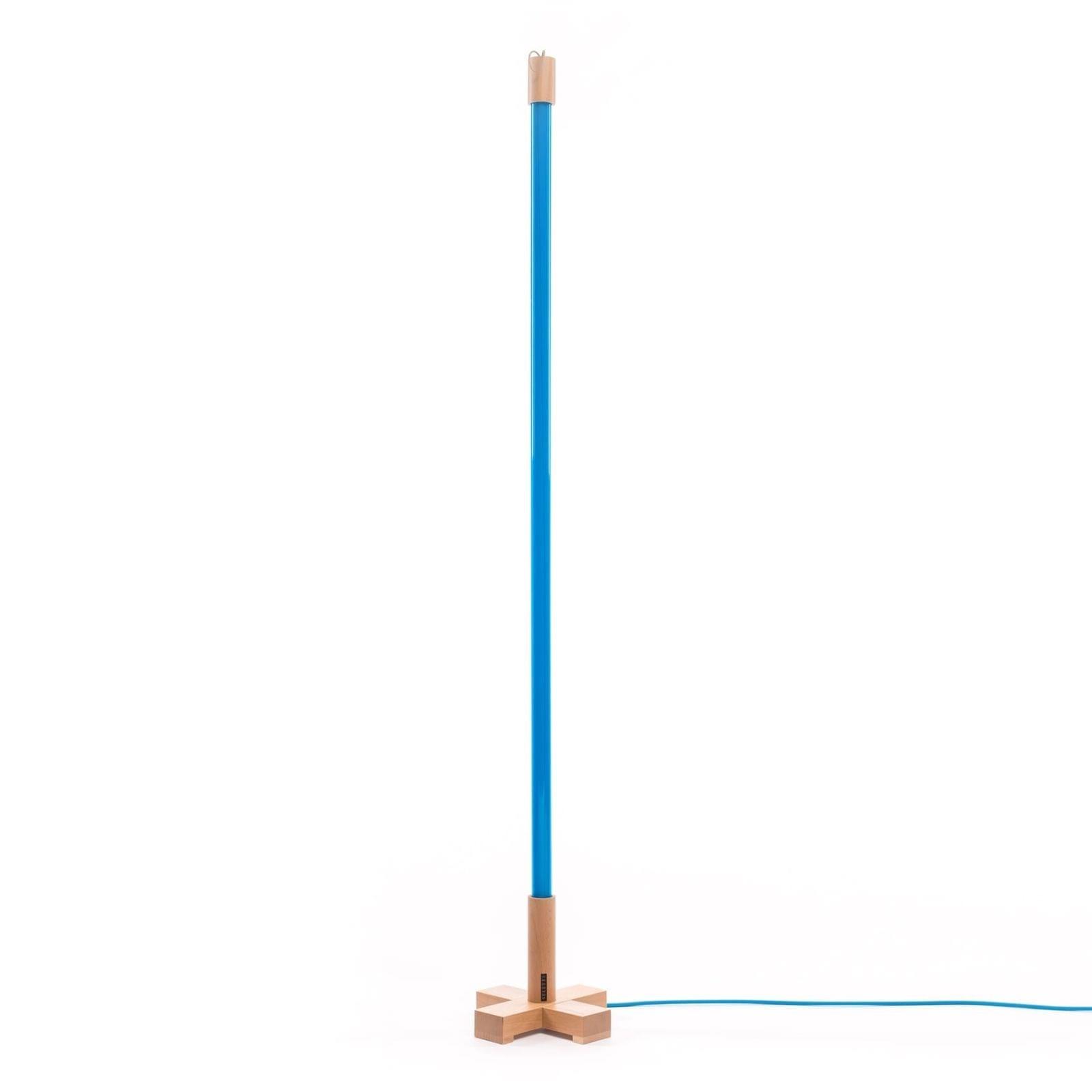 Διακοσμητικό Φωτιστικό Led Linea (Μπλε) - Seletti