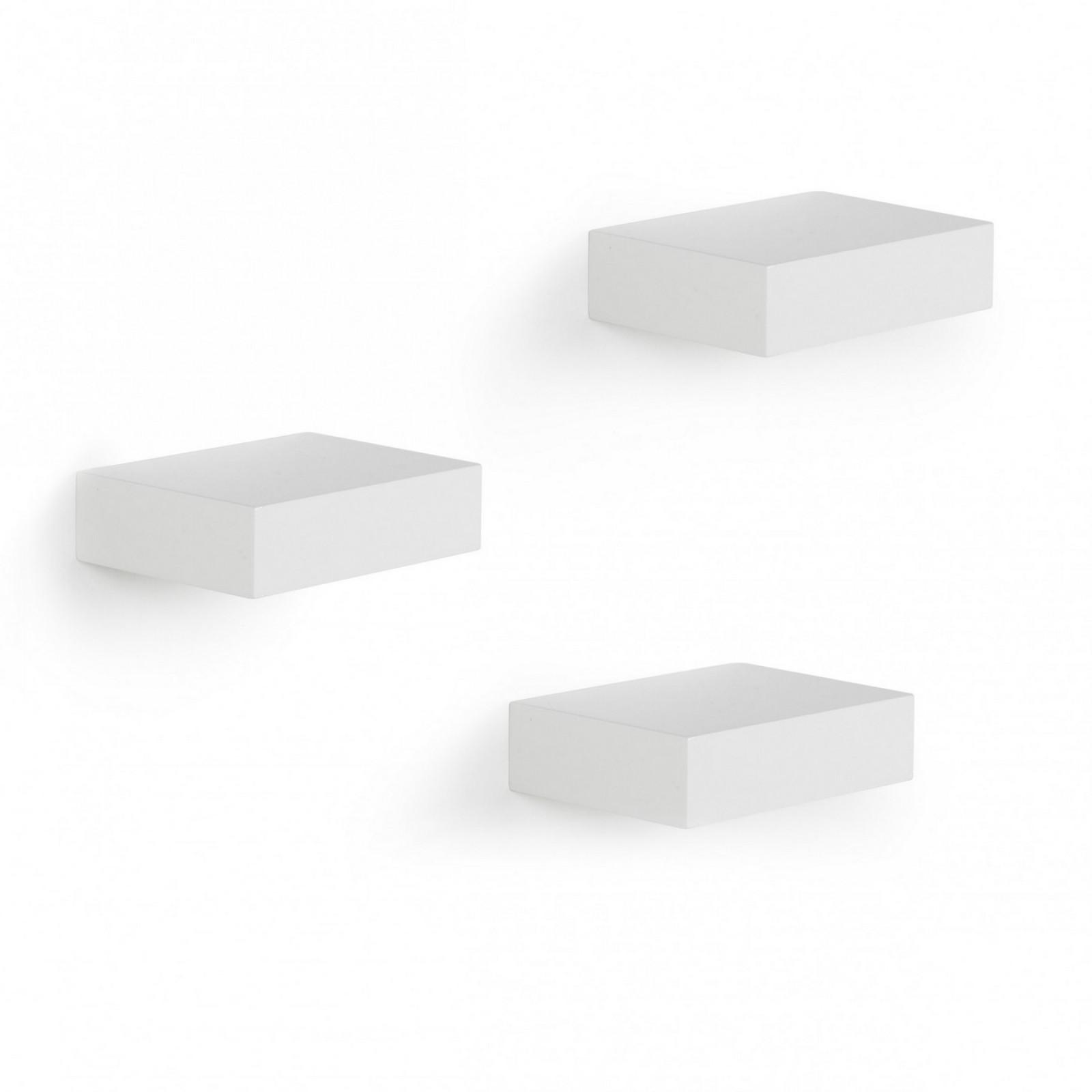 Ράφια Showcase Σετ των 3 (Λευκό) - Umbra