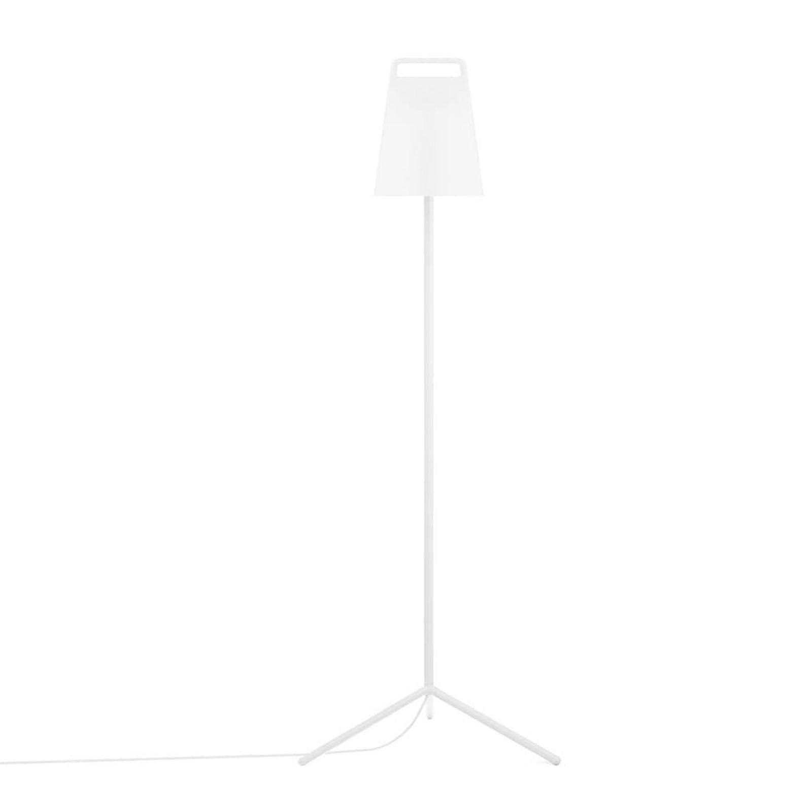 Φωτιστικό Δαπέδου Stage (Λευκό) - Normann Copenhagen