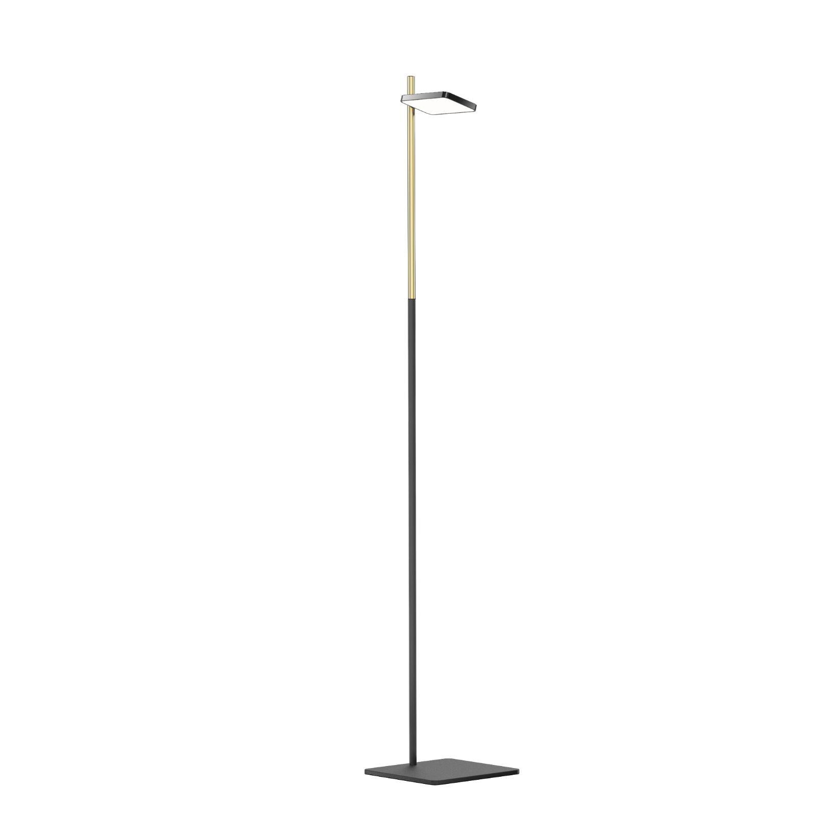 TALIA Φωτιστικό Δαπέδου LED (Μαύρο / Χρυσό) - Pablo Designs