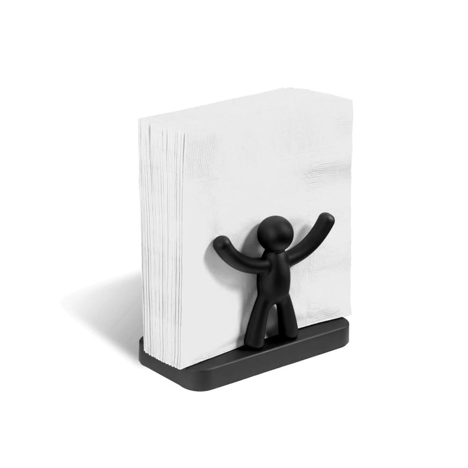 Θήκη για Χαρτοπετσέτες Buddy (Μαύρο) - Umbra