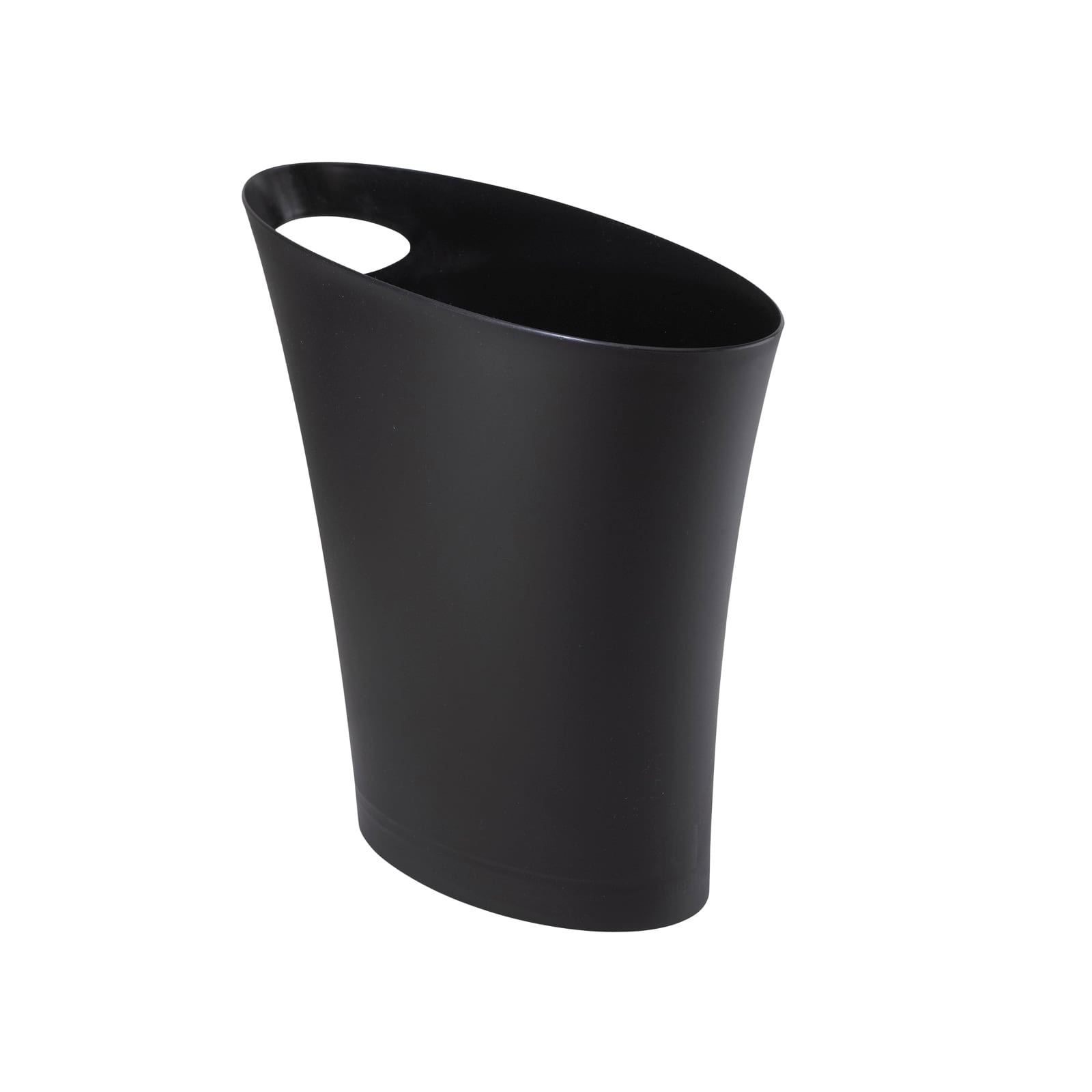 Καλάθι Αχρήστων SKINNY (Μαύρο) - Umbra