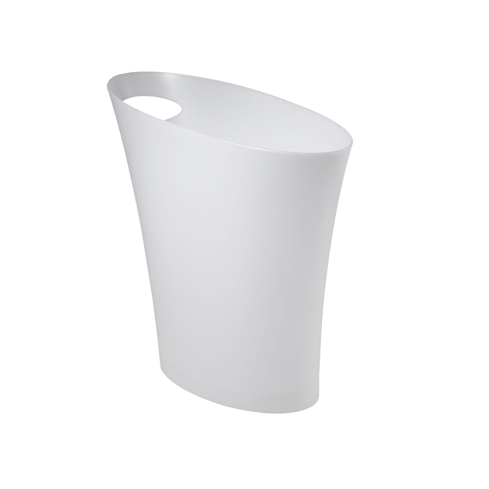 Καλάθι Αχρήστων SKINNY (Λευκό) - Umbra