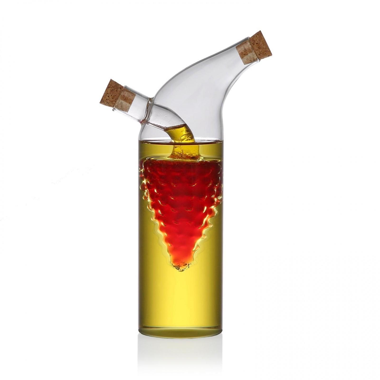 Μπουκάλι για Λάδι & Ξύδι Uva (Γυαλί) - Versa