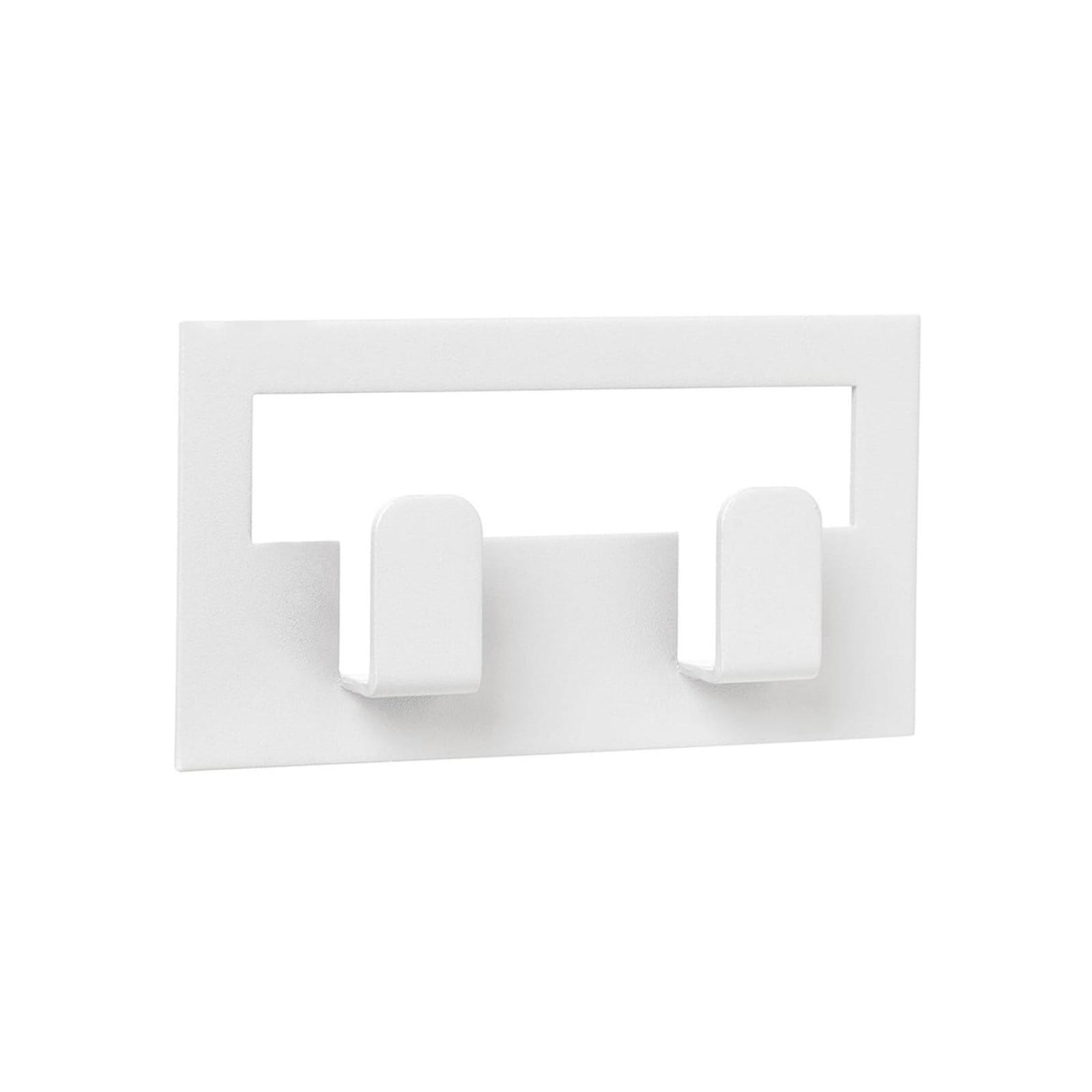 Διπλή Κρεμάστρα για Πετσέτες με Αυτοκόλλητο VINDO (Λευκό) - Blomus