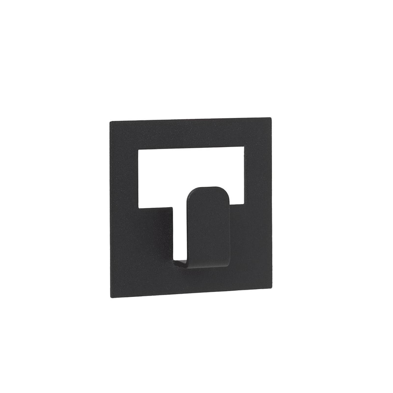 Κρεμάστρα για Πετσέτες με Αυτοκόλλητο VINDO S (Μαύρο) - Blomus