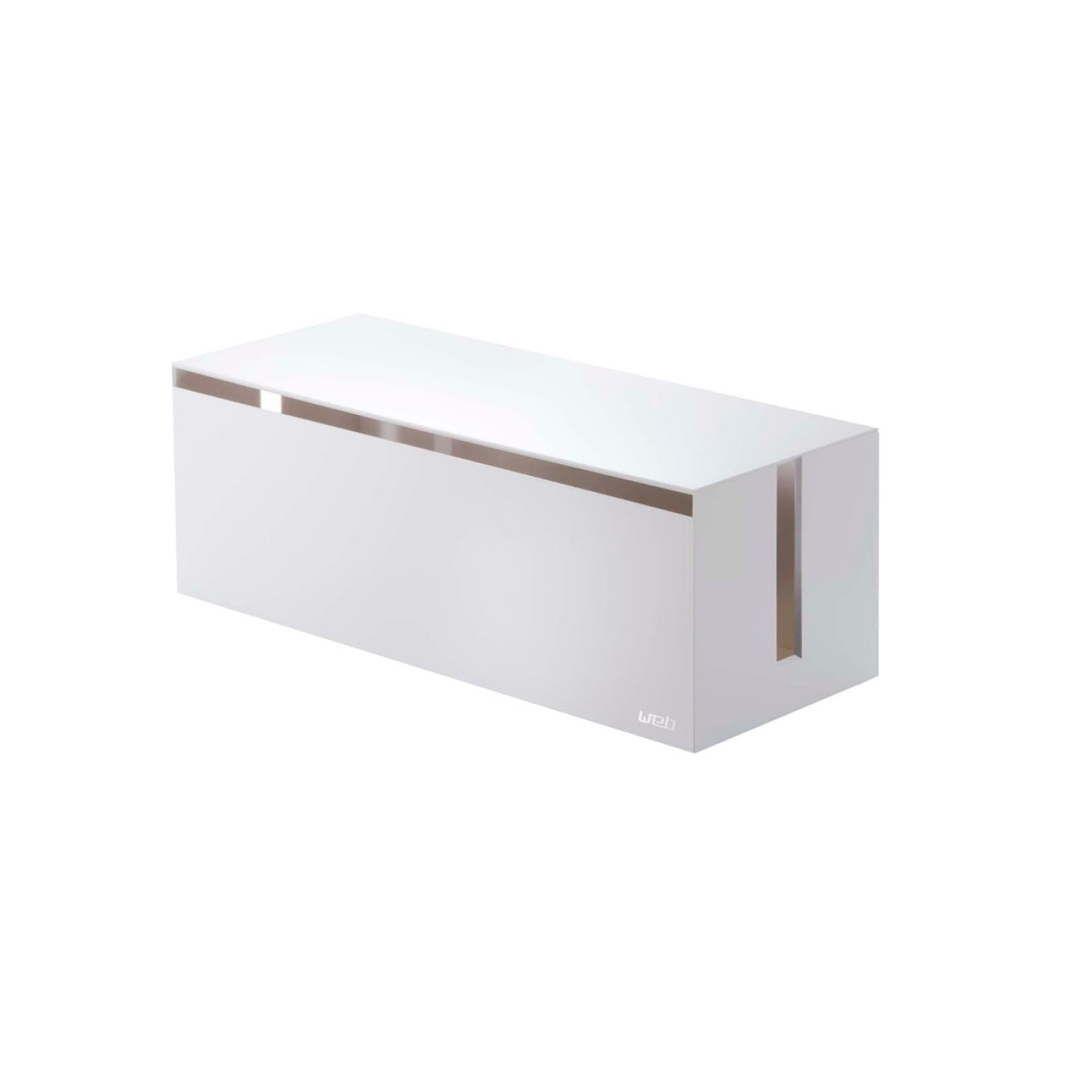 Web Κουτί για Οργάνωση Καλωδίων (Λευκό) - Yamazaki