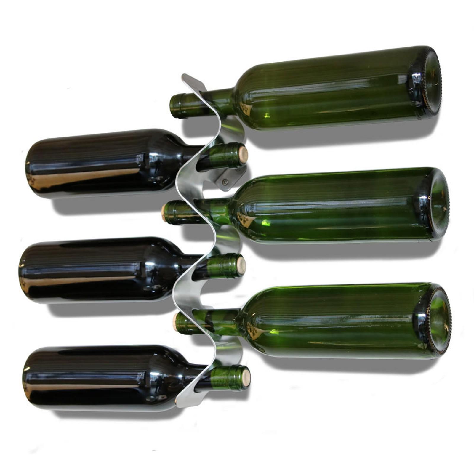 Επιτοίχια Βάση Κρασιών Forminimal - Black+Blum