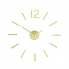 Ρολόι τοίχου Blink (Χρυσό) - Umbra