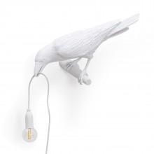 Φωτιστικό Bird Looking Left (Λευκό) - Seletti