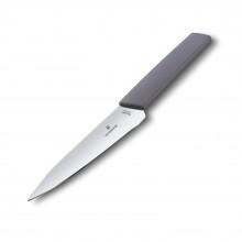 Μαχαίρι Γενικής Χρήσης 15 εκ. Swiss Modern (Λιλά) - Victorinox