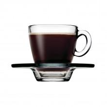 Γυάλινα Φλιτζάνια Espresso Aqua (Σετ των 6)