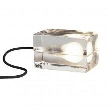 Φωτιστικό Block Lamp (Μαύρο Καλώδιο) - Design House Stockholm