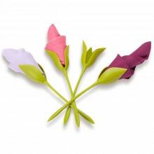 Διακοσμητικές Θήκες Χαρτοπετσέτας Bloom (Σετ των 4) - Peleg Design