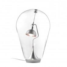 Blow Επιτραπέζιο Φωτιστικό LED (Γυαλί / Μέταλλο) - Lodes