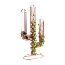Cactus Βάση για Κάψουλες Nespresso (Χάλκινο) - Present Time