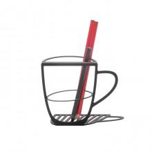 Μολυβοθήκη Coffee (Μαύρο) - ilsangisang