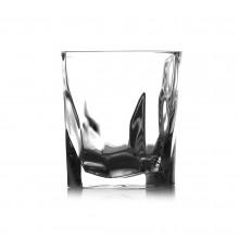 Ποτήρια Ουίσκι Stephanie Optic 286 ml (Σετ των 6) - Espiel
