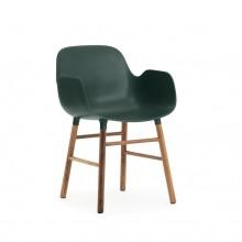 Πολυθρόνα Form (Ξύλο Καρυδιάς) - Normann Copenhagen
