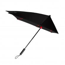Αντιανεμική Ομπρέλα STORMaxi® Special Edition (Μαύρο / Κόκκινο) - Impliva
