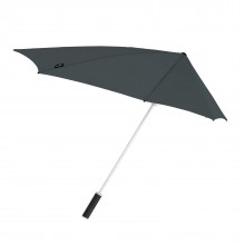 Αντιανεμική Ομπρέλα STORMaxi® (Γκρι) - Impliva